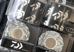 オリジナルデザインのキネシオロジーテープ